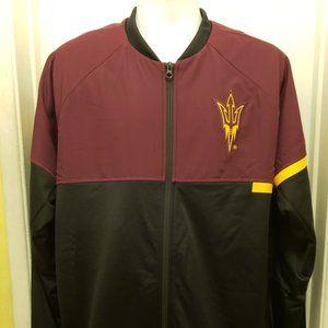 Arizona State Sun Devils Adidas Track Jacket XL